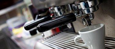 Maquinaria para cafetería