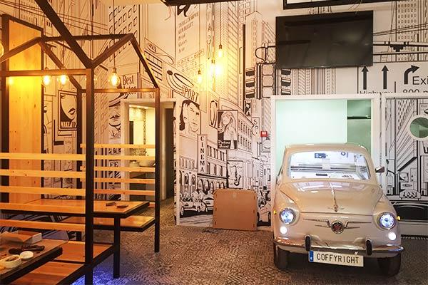 decoracion bares originales