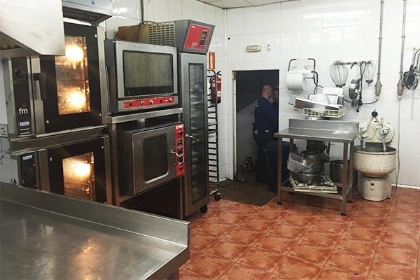 renovaci u00f3n de la maquinaria en la pasteler u00eda alver u00e1n