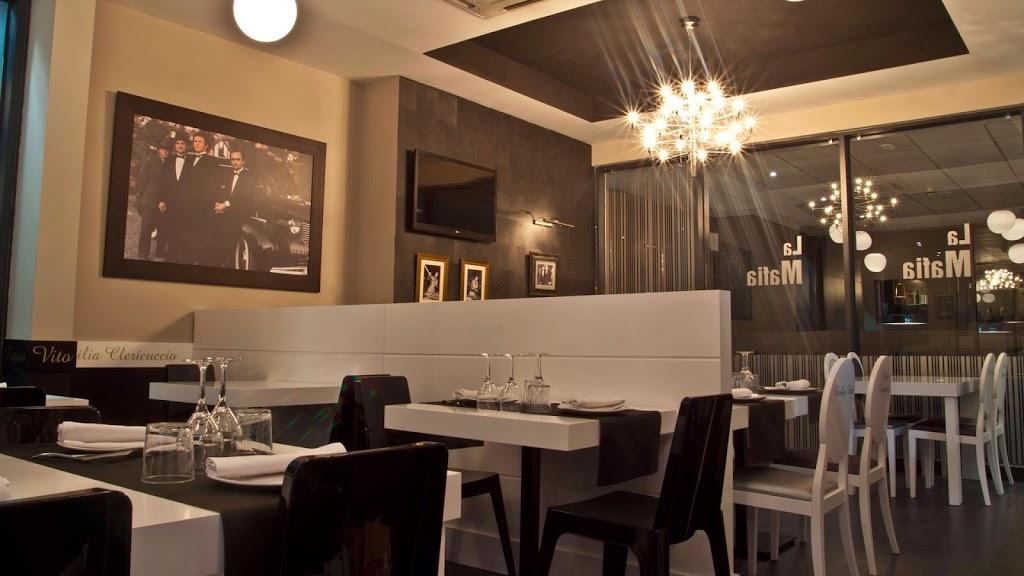 Restaurante La Mafia Paseo de la Castellana