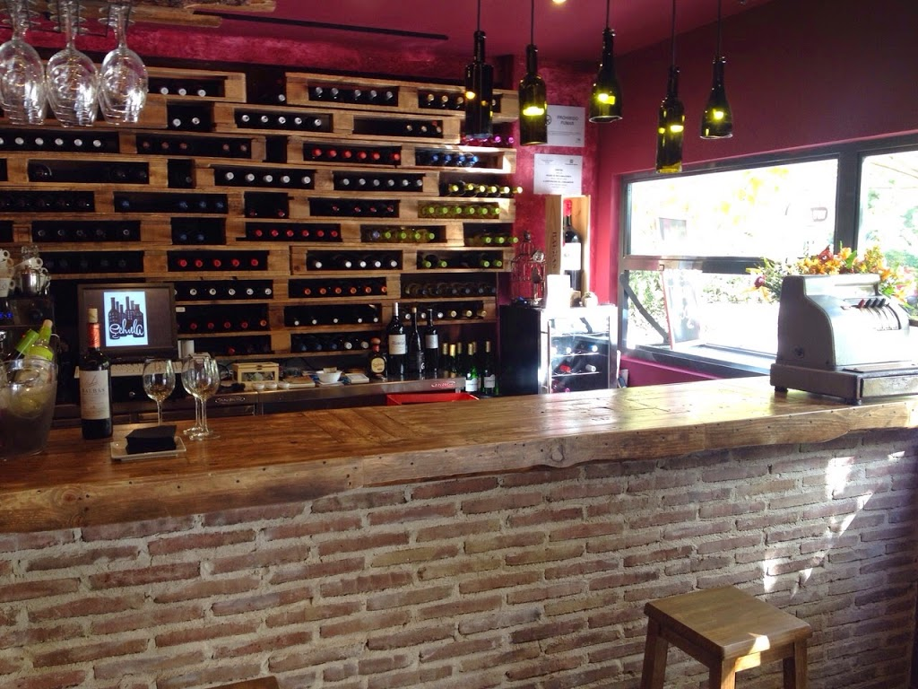 Equipamiento para la vinoteca echula fribar - Mobiliario de bares ...