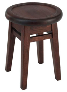 sillas bajas