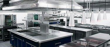 Maquinaria para restaurantes