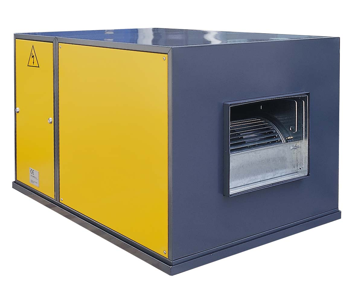 Filtronic filtros electrostáticos