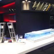 Instalación de equipamiento en el bar Erre que Erre