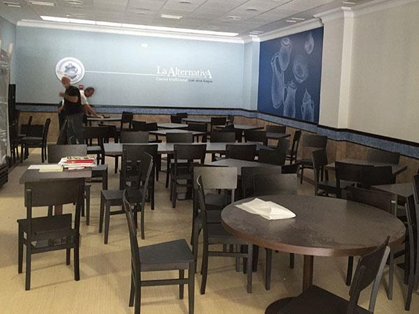 Restaurante y Cafeteria La Alternativa