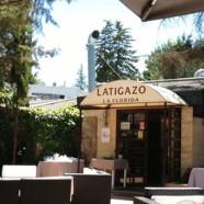Mantenimiento del Restaurante Latigazo