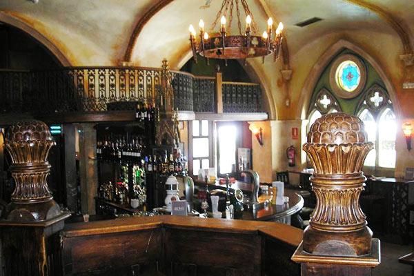 Restaurante Monks de Madrid
