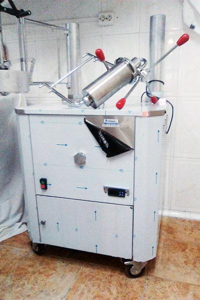 maquinaria para churrería