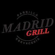 Madrid Grill: Equipamiento de cocina y techo filtrante