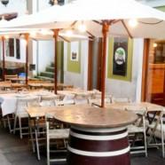 Mejoras en la cocina e instalación del nuevo horno en Restaurante La Escala