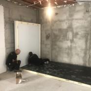 Instalación de cámaras paneles en residencia de monjas